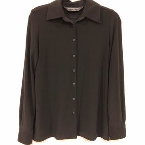 Sold - NormaKamali long sleeve blouse